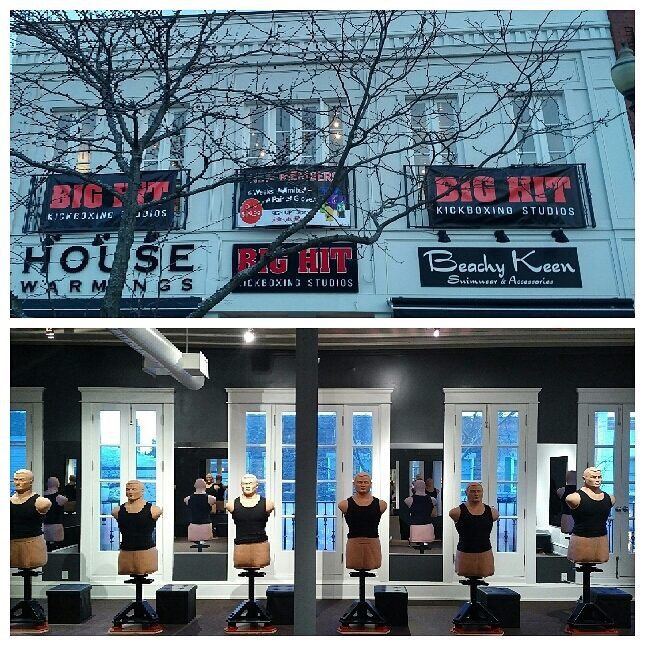 The Big Hit Oakville Kickboxing Studio