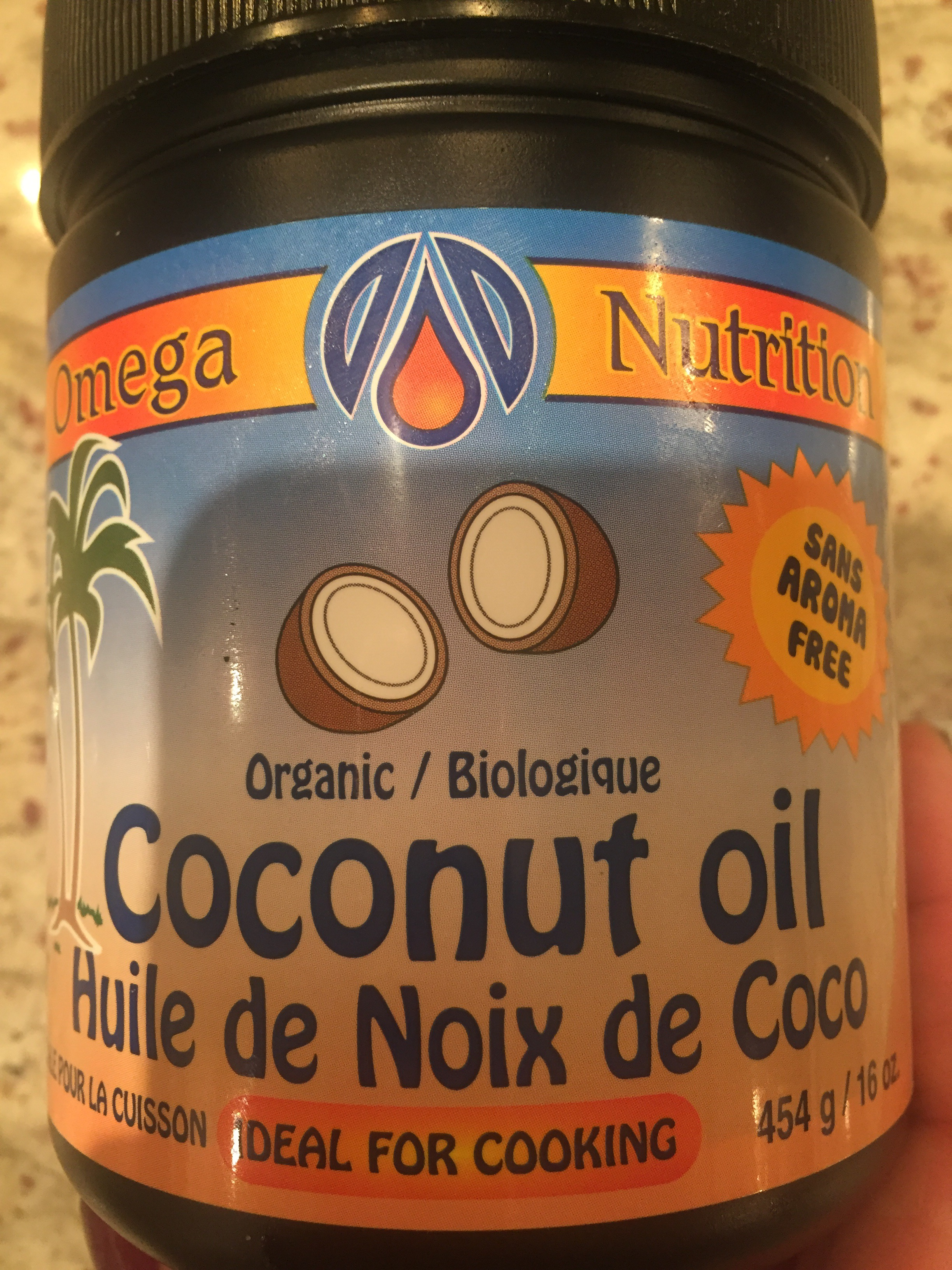 coconut oil replaces butter  for a non-dairy alternative