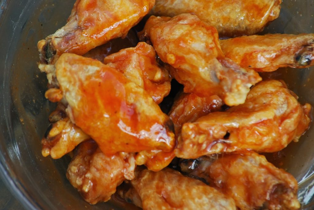 Hot Wings - Bowl 2