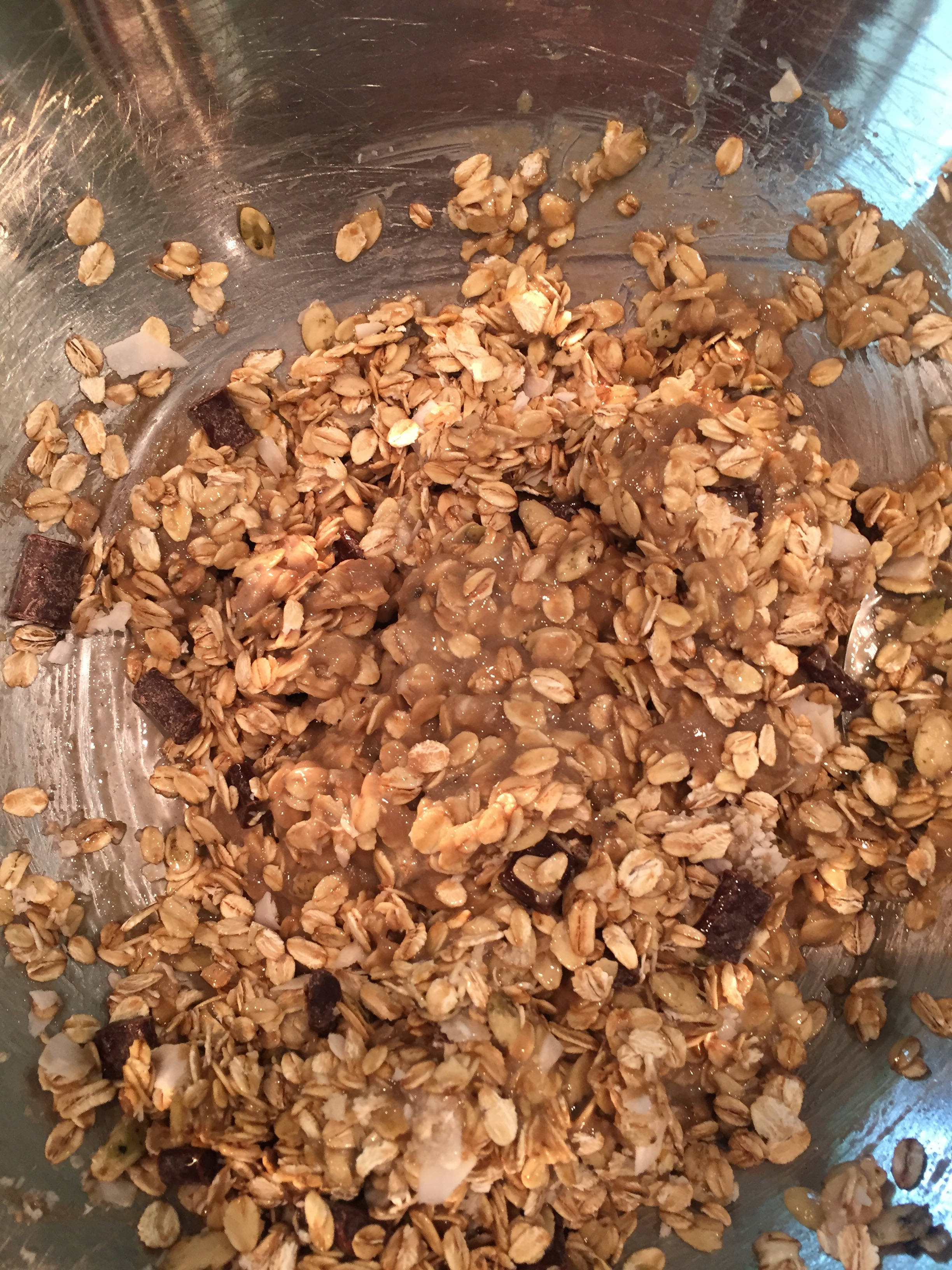 Choosing Homemade Granola Bars